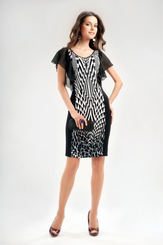 Платье М-1004