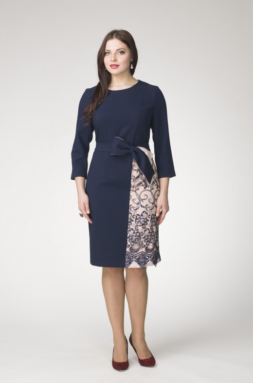Платье М-1293 Р.48-54