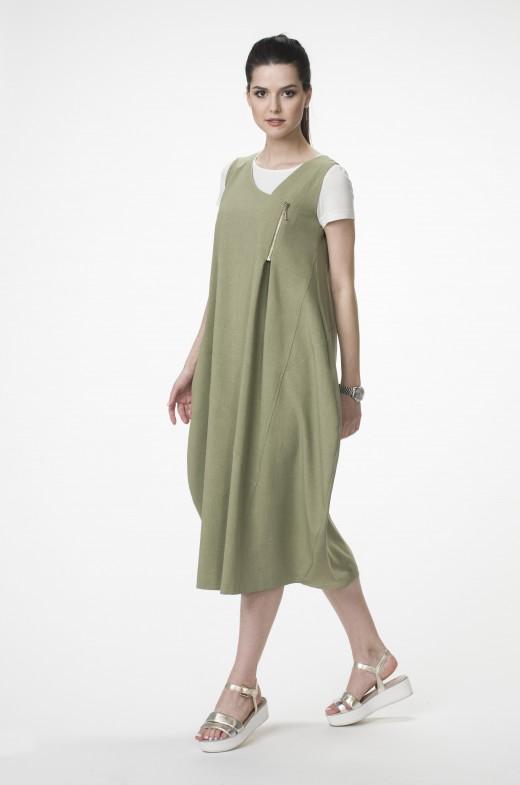 Платье  М-1314 Топ М-1336