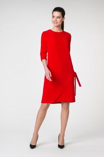 Платье М-1522 красн