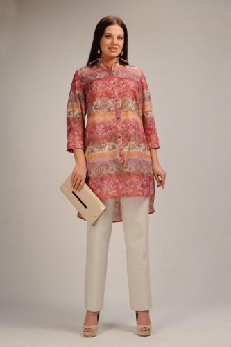блуза м. 1181  брюки  м. 1185